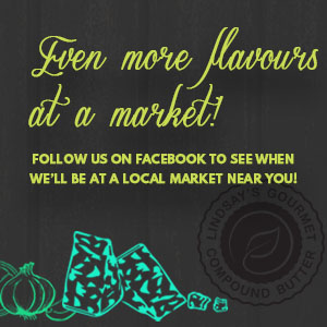 Even more flavours at a market - follow us on Facebook